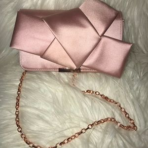 Ted Baker Rise Gold Purse
